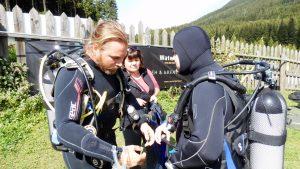 Markus und Martin machen den Buddy Check